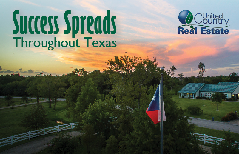 Success Spreads Throughout Texas